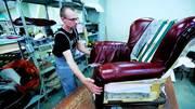 Обивщик мягкой мебели на фабрику в Польшу