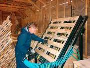 Рабочие на Производство Пеллет (Поддонов) в Польшу